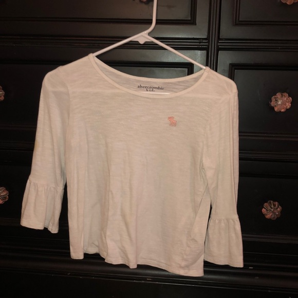 abercrombie kids Other - White long sleeve